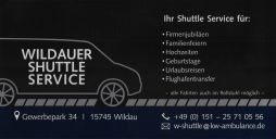 Wildauer Shuttle Service
